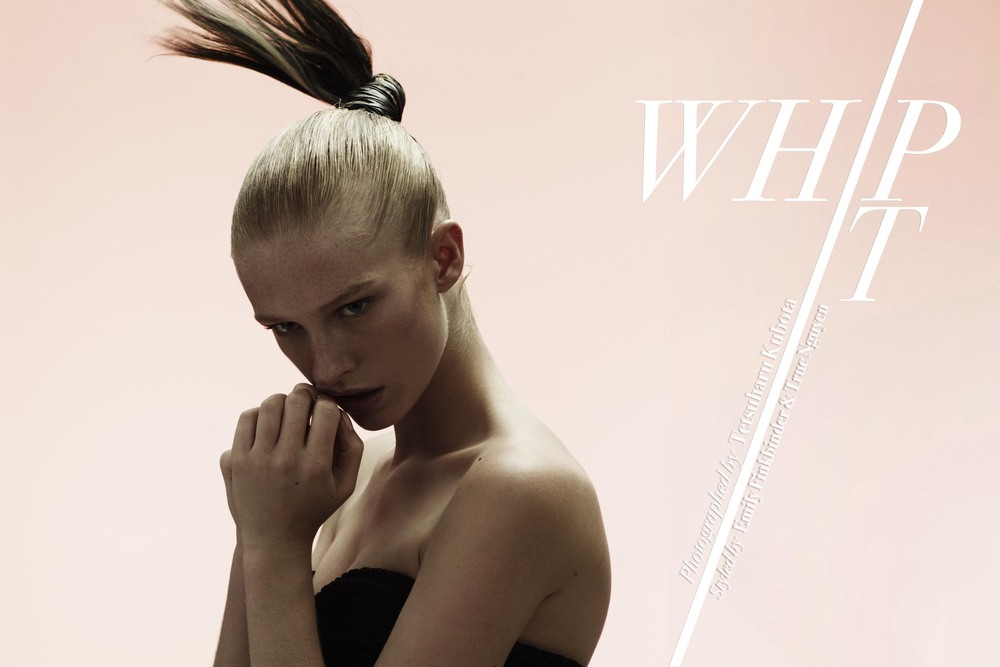 Whip It: Ponytails Get a High-Fashion Makeover