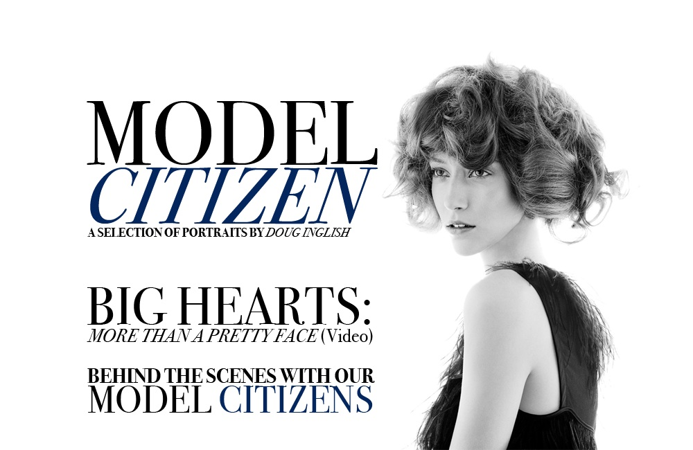 Model Citizen: A Selection of Portraits by Doug Inglish