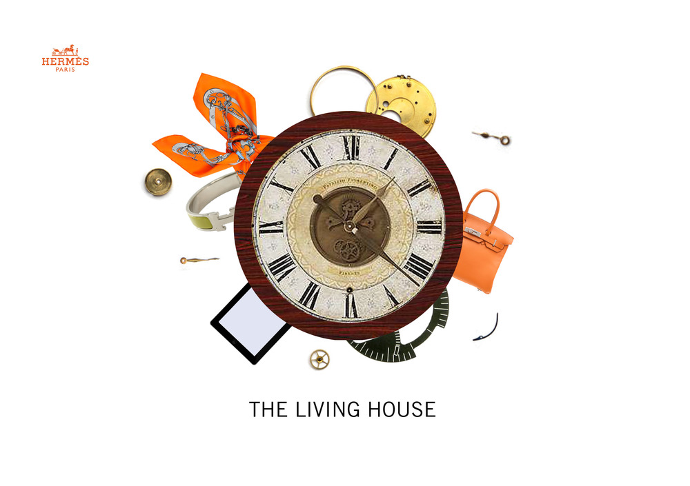 Introducing: The Living House