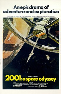 2001: A Space Odyssey              Stanley Kubrick: 1968