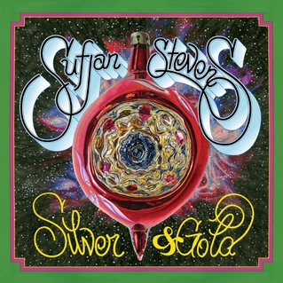 Sufjan Stevens Silver & Gold Asthmatic Kitty; 2012