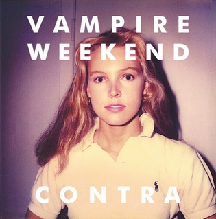 Vampire Weekend   Contra     XL; 2010