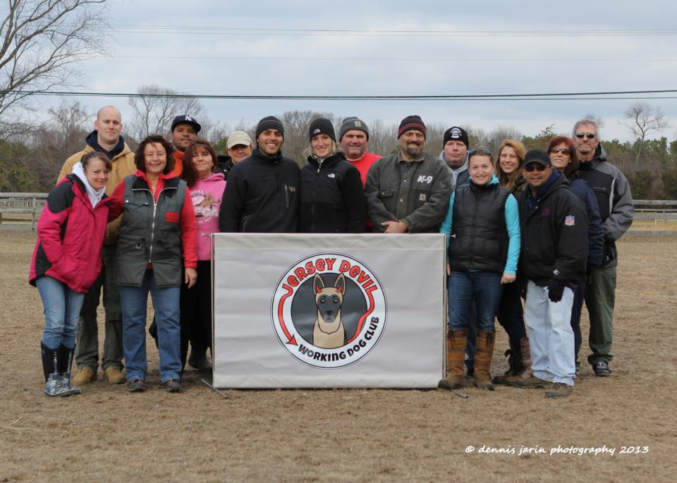 Jersey Devil Working Dog Club Seminar, February 2013