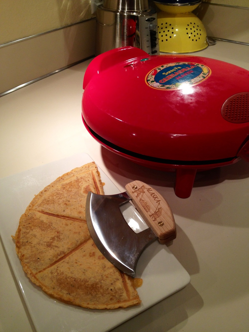 Quesadilla Cutter