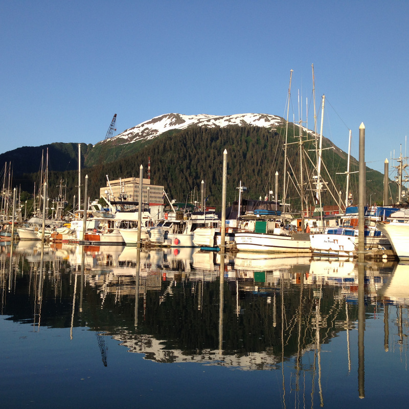 Harris Harbor.