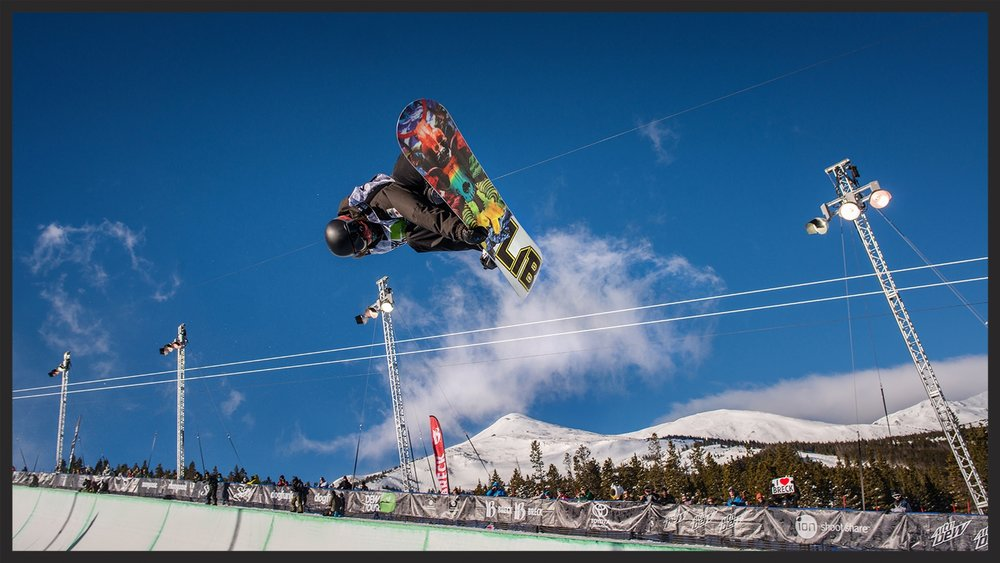 Winter Dew Tour 2013 - Men's Superpipe Finals
