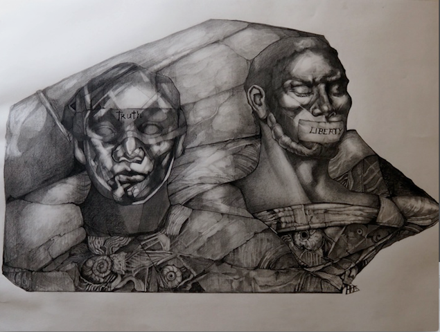 DuncanRosslyn Truth and Liberty,charcoal on paper..png