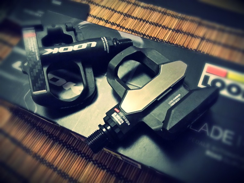 Look Keo Blade (Carbon) pedals