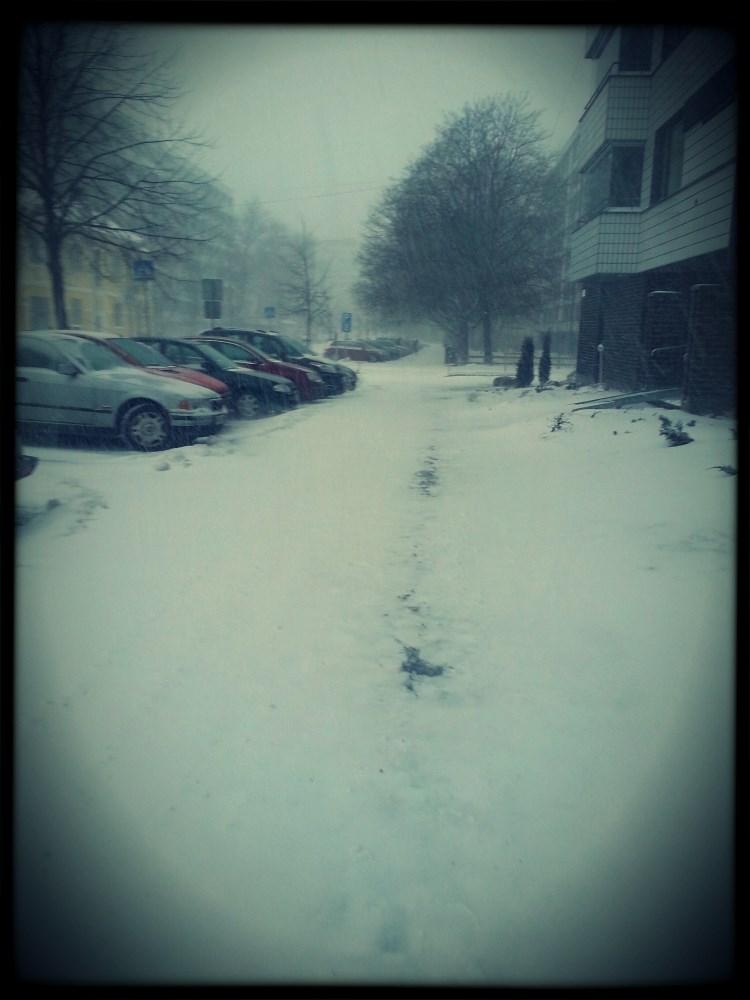 March 15th, still plenty of snow around
