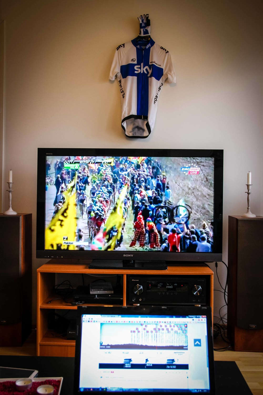 One of the greatest days in cycling, watching the Paris-Roubaix