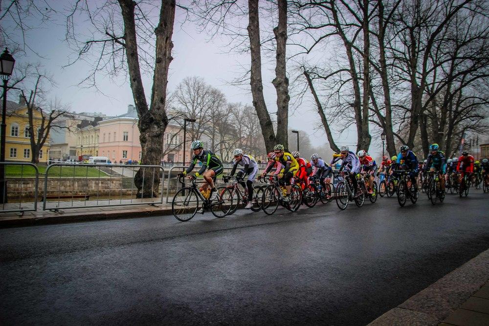 TS kortteliajot 2015 first lap