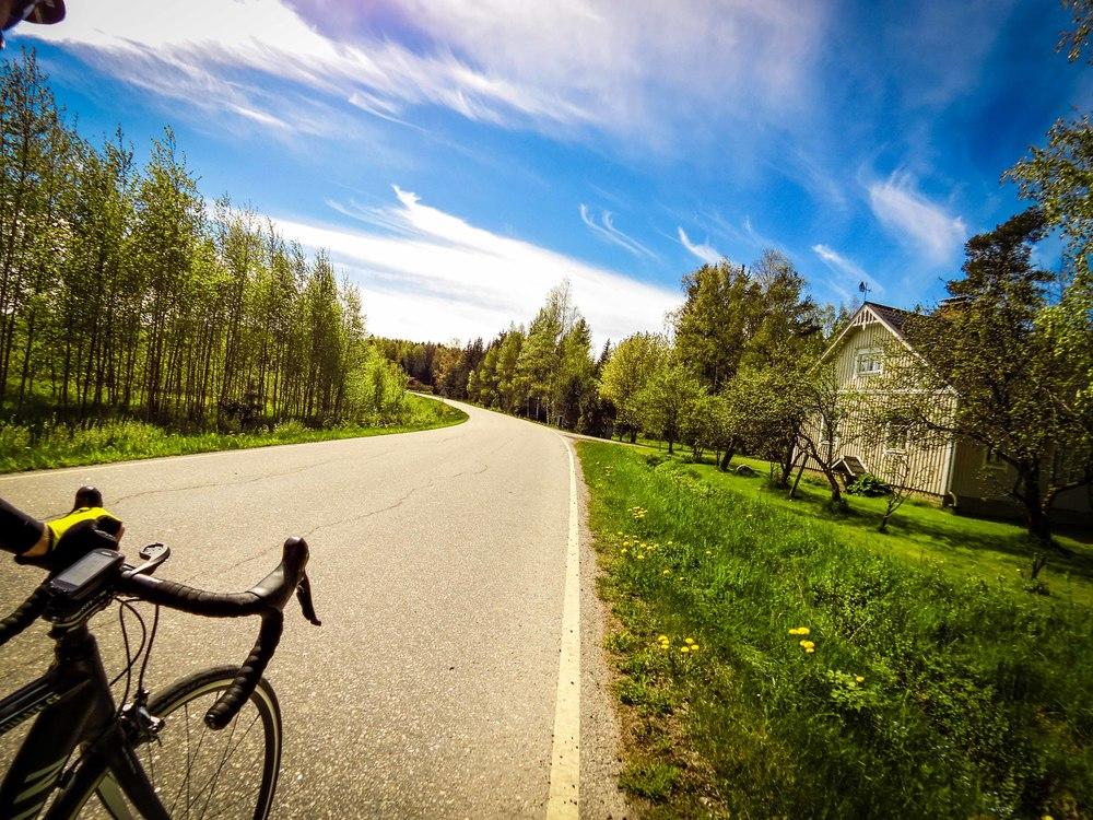 Finnish countryside, Tarvasjoki