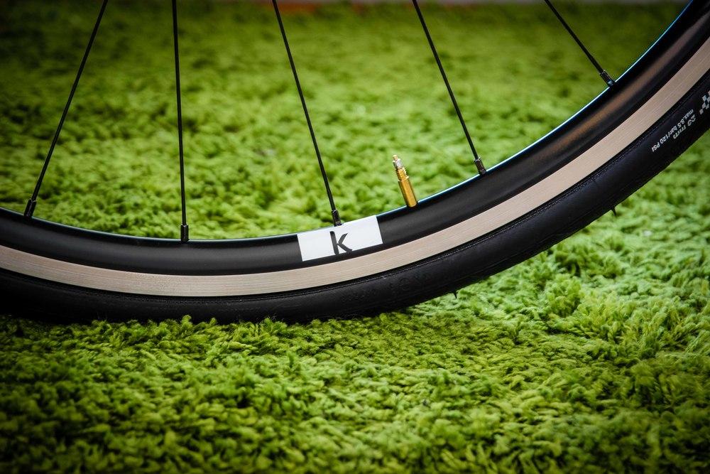 Kanata Pacenti Aluminium wheels