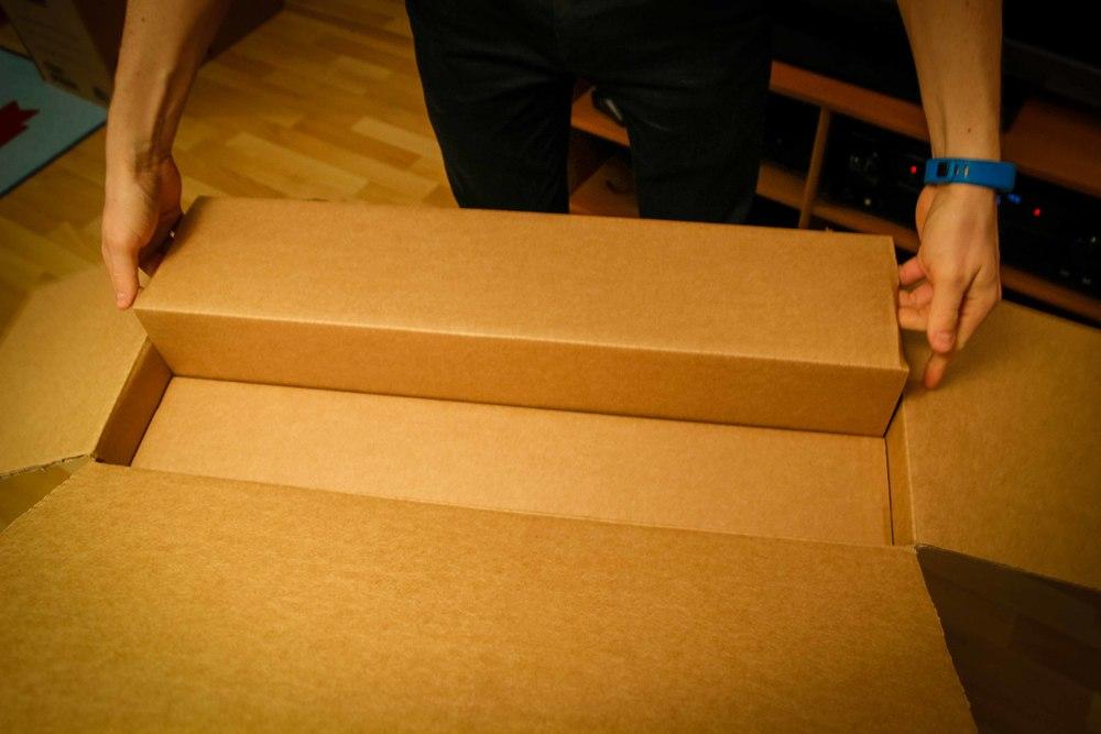 Kanata cardboard box