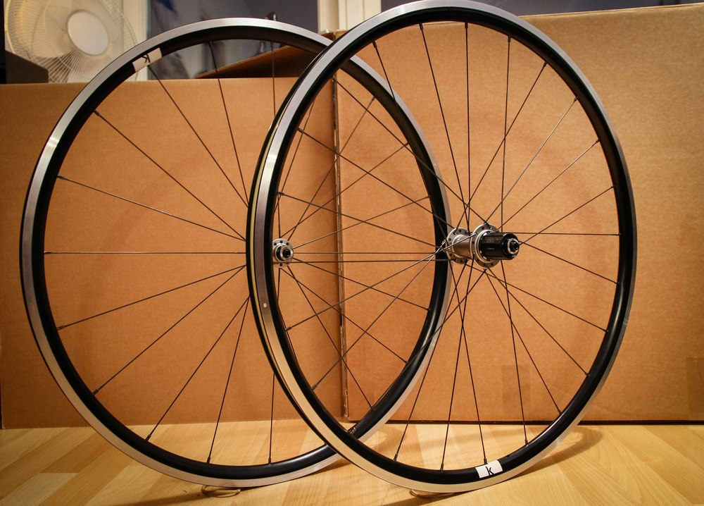 A really good looking wheel-set