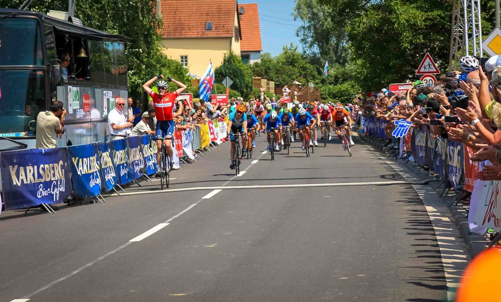 Clément Betouigt-Suire took the stage win