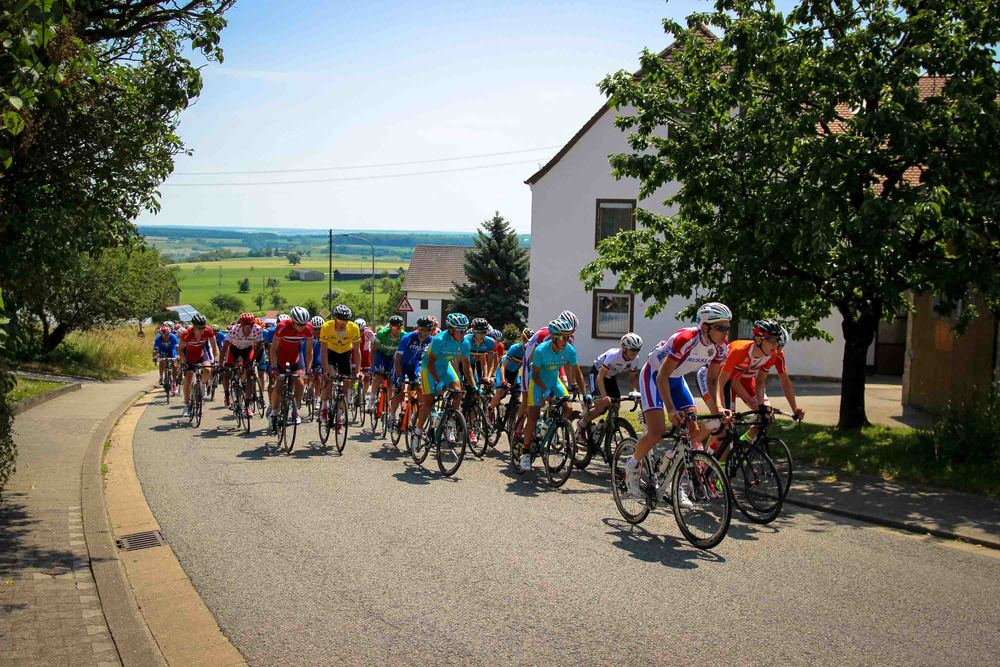 Trofeo Karlsberg, one of the hardest junior races during the season