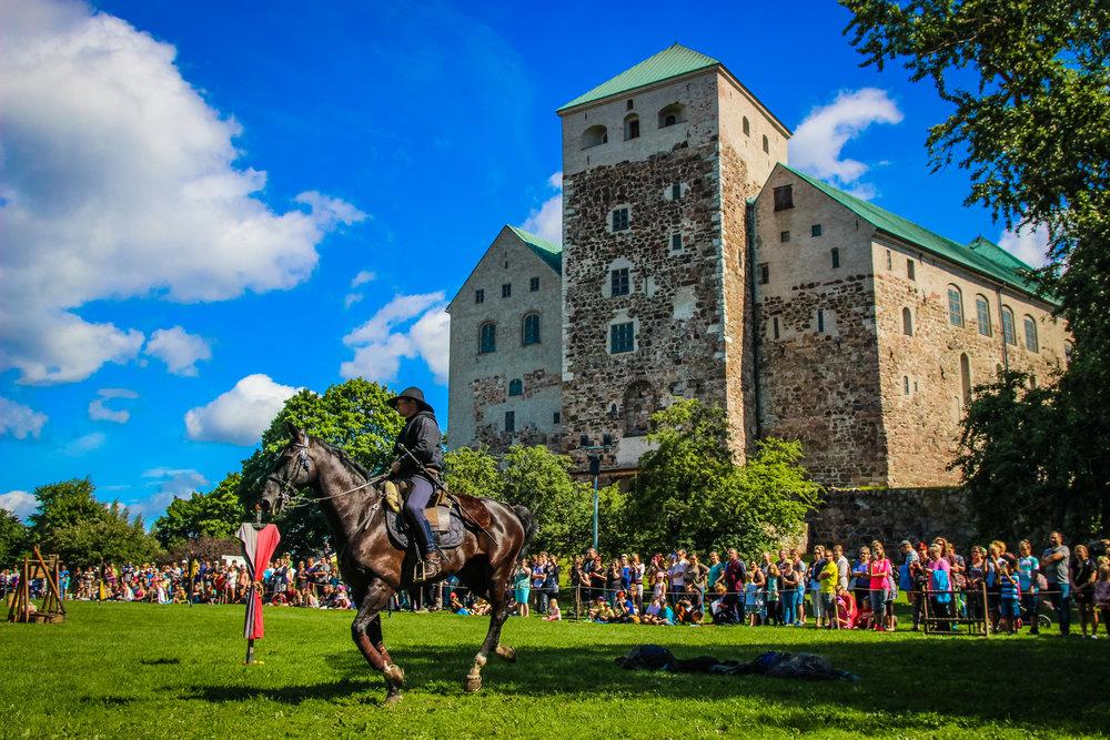Finnish Championships in medieval combat skills