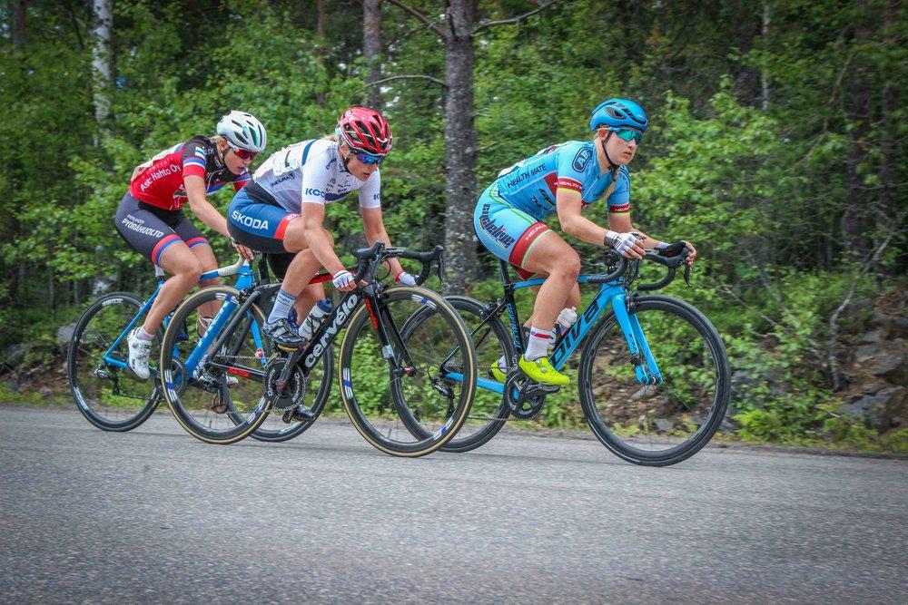 Finnish National Road Race Championships 2018 - Elite Women