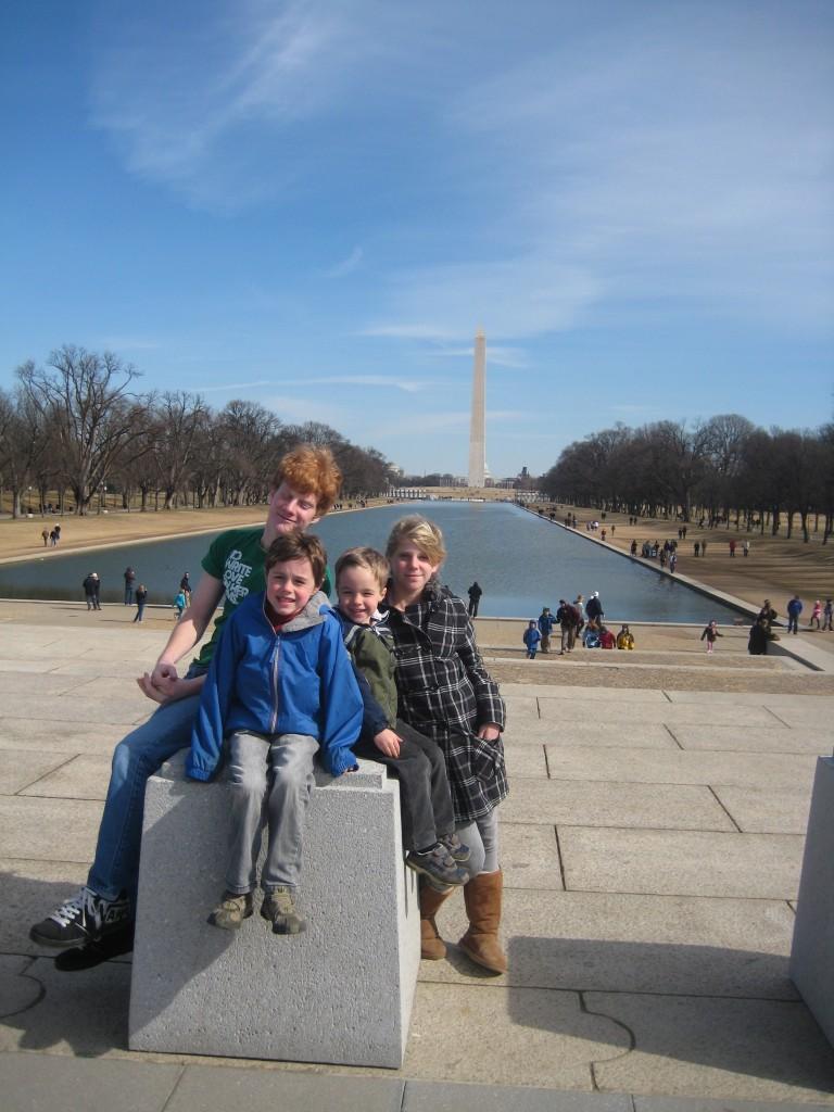Cousins in D.C.