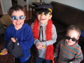 Elliot, Evan & Quinton