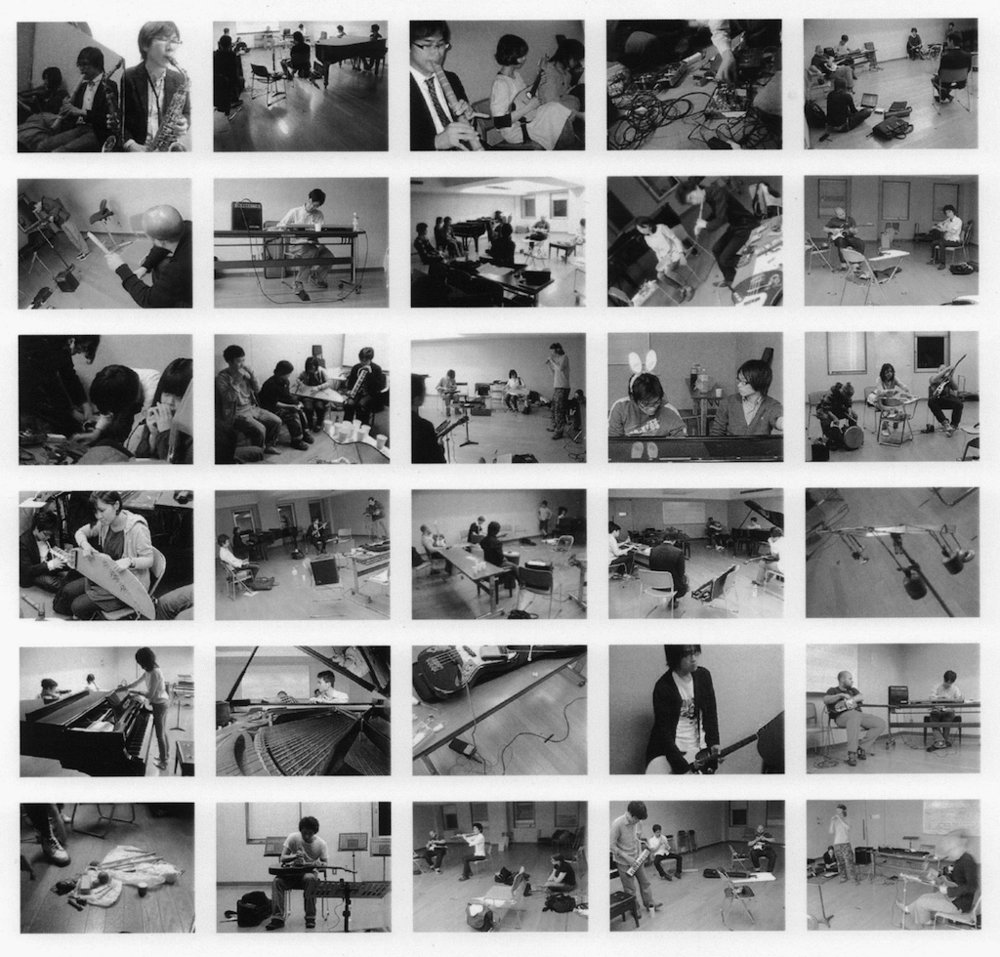 Ping Pong Pang workshops at Tokyo University of the Arts [2009-2010]