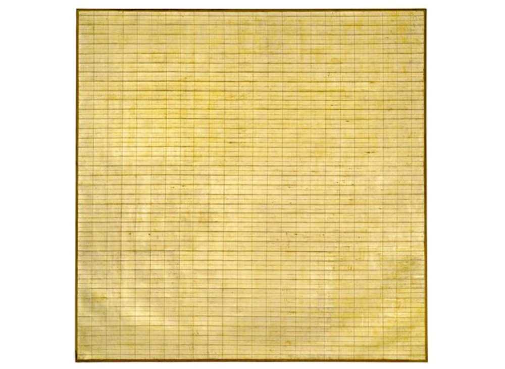 Friendship [1963], Agnes Martin