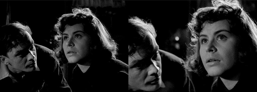 Birger Malmsten and Maj-Britt Nilsson in Bergman's  Summer Interlude  [1951].
