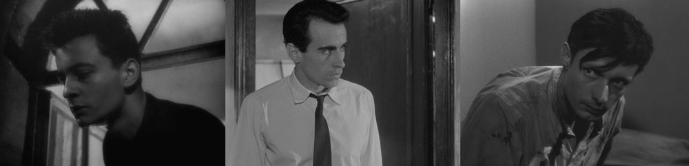 #38 A Robert Bresson Triptych:  Diary of a Country Priest  [1951],  Pickpocket  [1958] and  A Man Escaped  [1956]