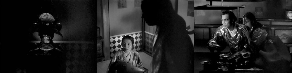 Voices from beyond the grave: Noh chanting in Mizoguchi's masterpiece  Ugetsu  [1953].