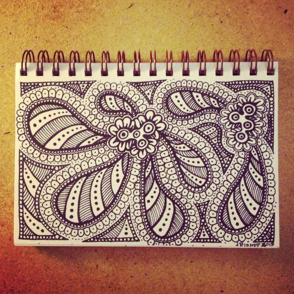 Doodle - April 2013