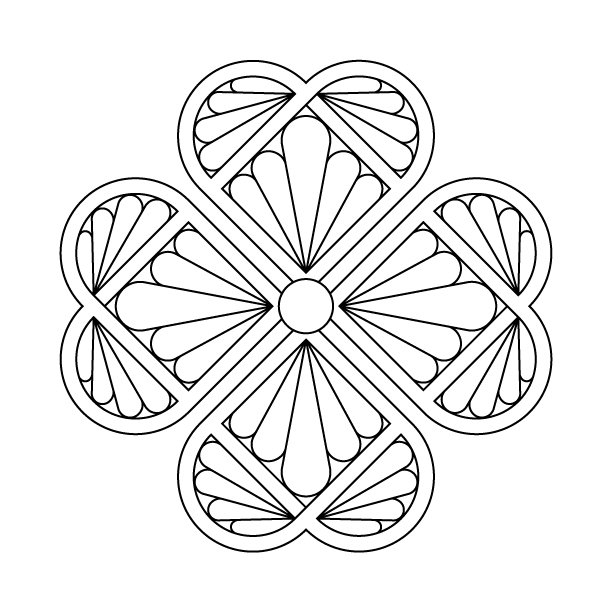 (Click Image to Download) Printable - St Patrick's Day Coloring Page - 2014 (PDF)