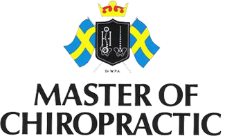 Graduated at Ackermann College of Chiropractic, Stockholm, Sweden