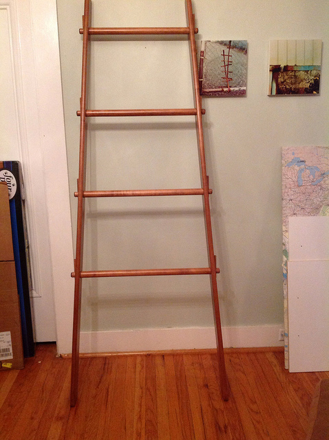 The 4-run Apple Ladder