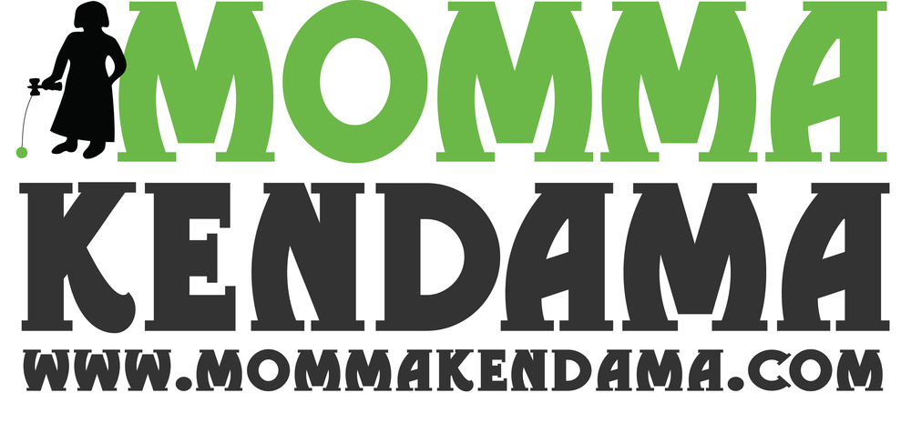 momma kendama logo