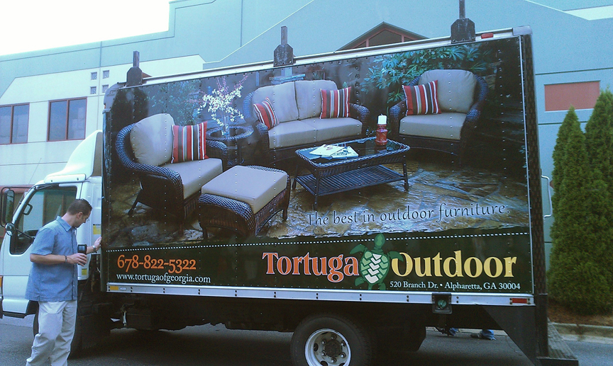 tortuga outdoor truck