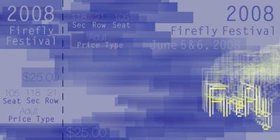 firefly festival ticket