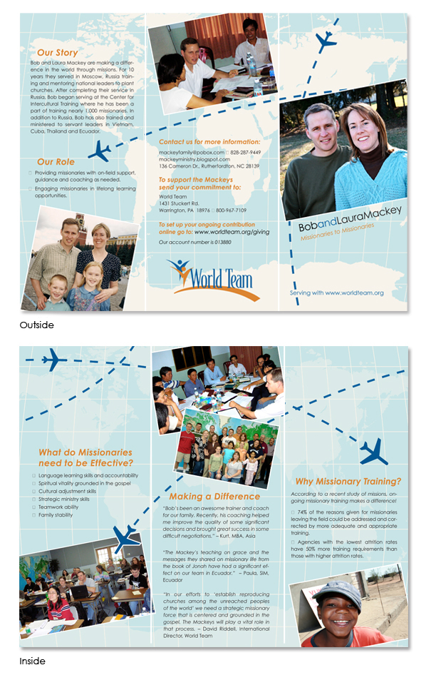 world team brochure