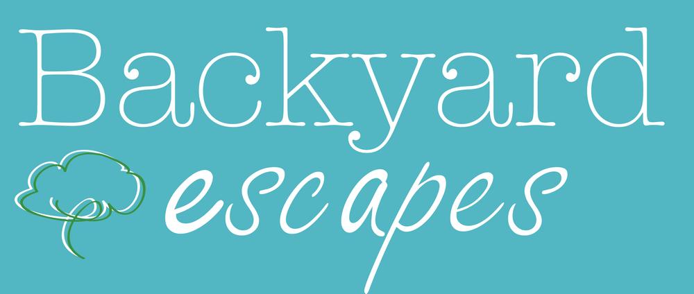 backyard escapes logo