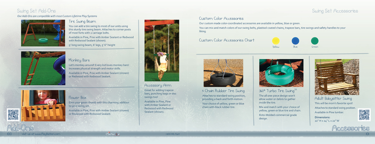 Inside spread for 2012 PlayNation catalog. I designed and created it from concept to final print.