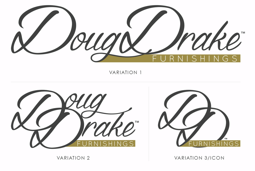 Doug Drake Furnishings Logo