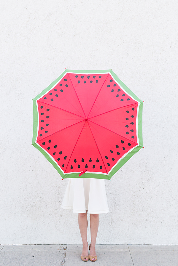 watermelon-umbrella-diy