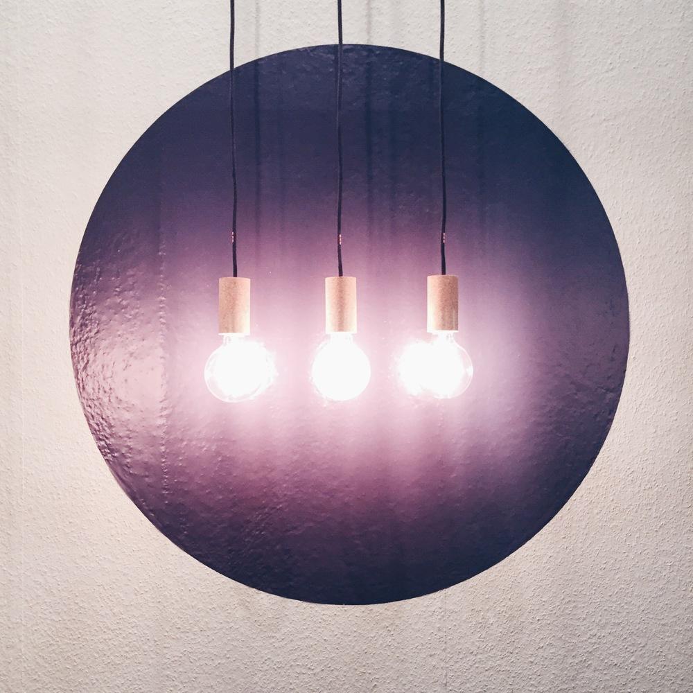 NUD Corc Lamp Ambiente 2016