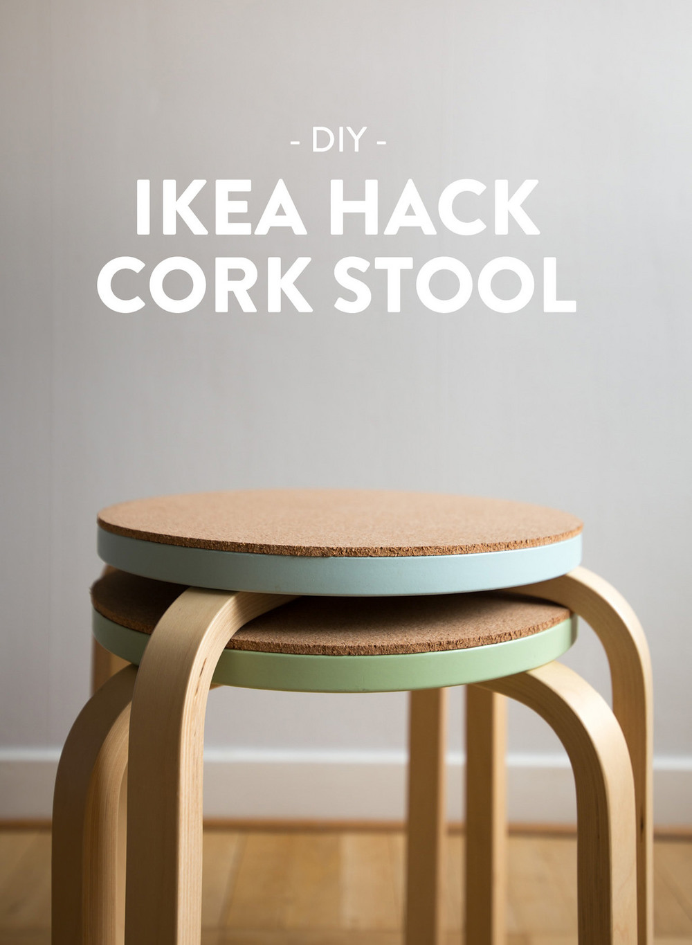 ikea hacks | kork chair makeover | ninotschka.net