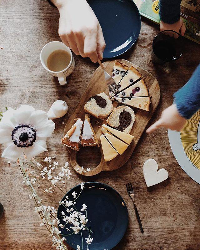 | soul food & flowers | ein schönes wochenende für euch 🌿❤️ #koffieklub #familyfirst