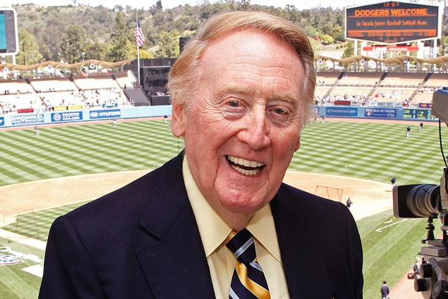 Guys like Vin Scully should have a vote.