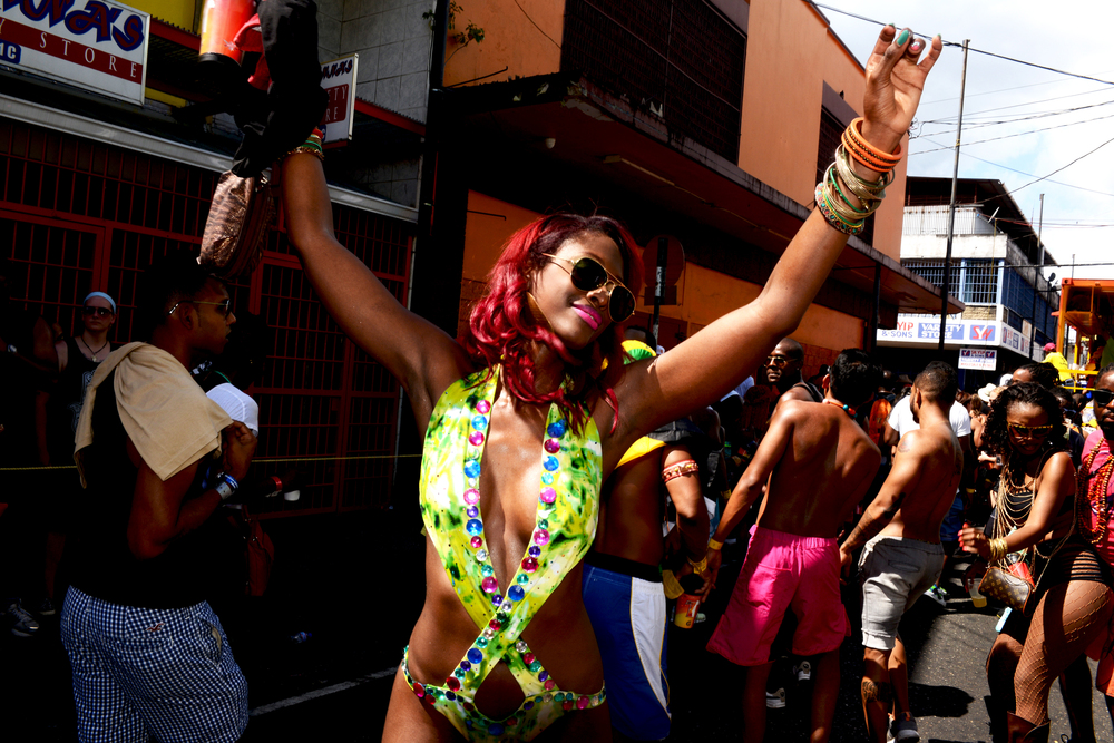 As Free As You Want To Be In Trinidad