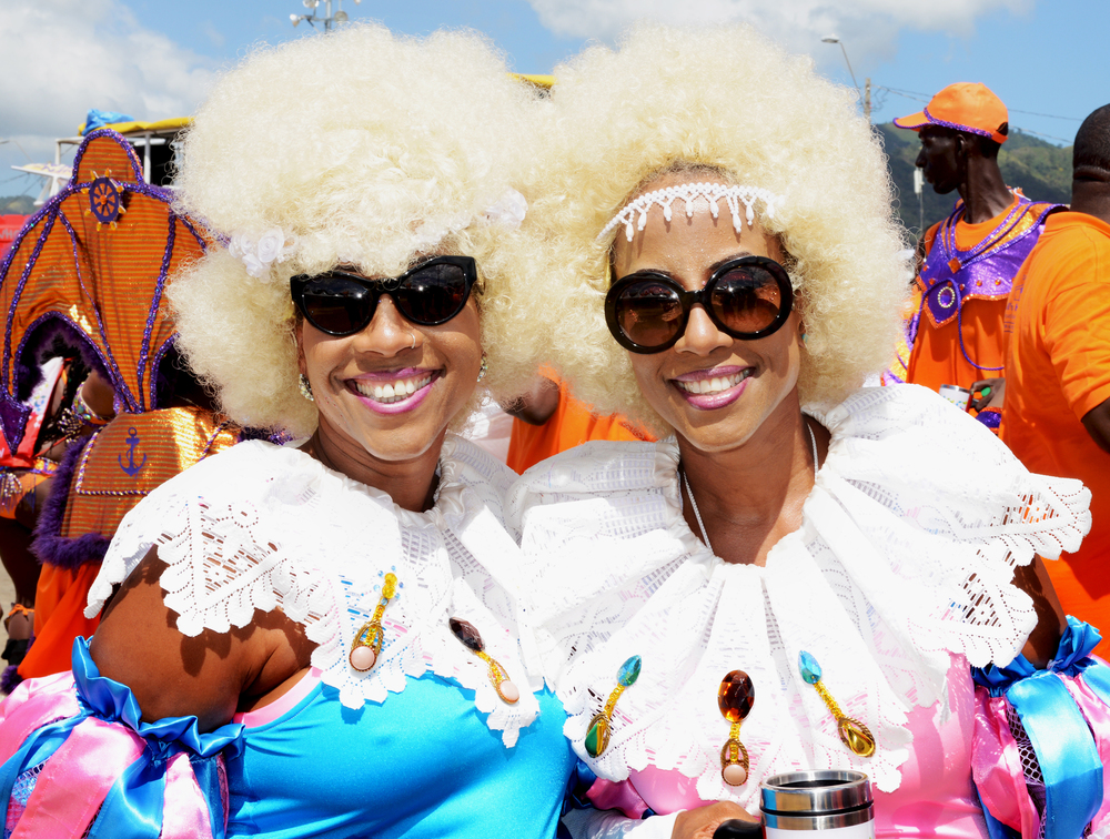 No Two Women Are Alike Because Of Sun Glasses In Trinidad
