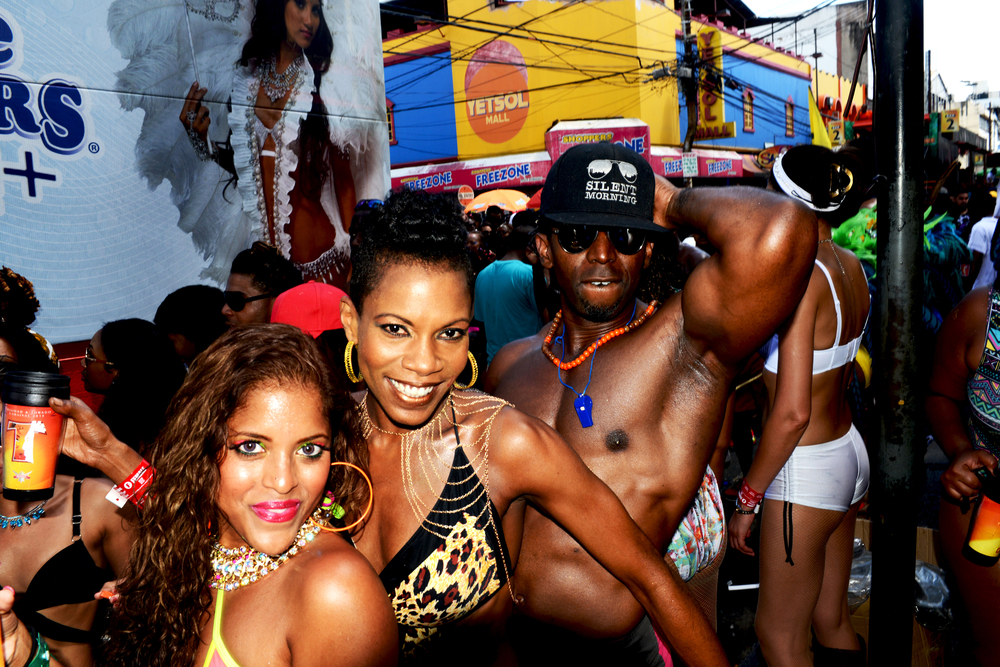 Sometimes It Takes Two In Trinidad