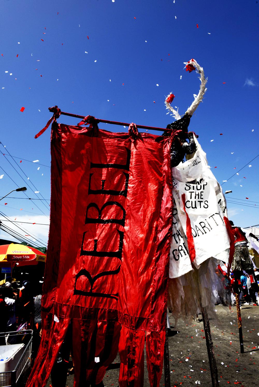 A Rebel Nation Of Trinidad